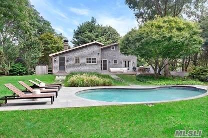 32 Coves End Ln, Sag Harbor, NY 11963 (MLS #3168787) :: Signature Premier Properties