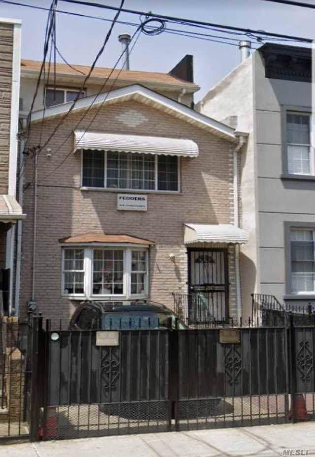 508 Warwick St, Brooklyn, NY 11207 (MLS #3172282) :: RE/MAX Edge