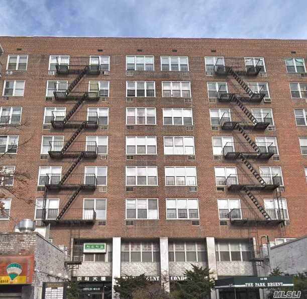 41-25 Kissena Blvd 2 TT, Flushing, NY 11355 (MLS #3174013) :: Keller Williams Points North
