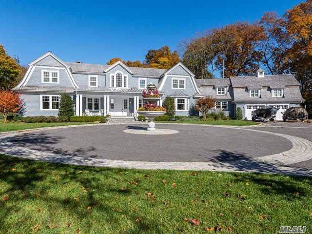1 Toboggan Hill Path, Cold Spring Hrbr, NY 11724 (MLS #3180700) :: Signature Premier Properties