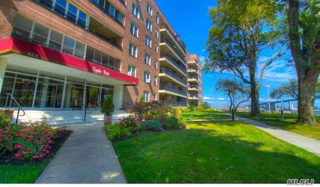 162-01 Powells Cove Blvd 3U, Beechhurst, NY 11357 (MLS #3194691) :: Signature Premier Properties