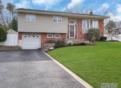 46 Parnell Dr, Smithtown, NY 11787 (MLS #3199799) :: Signature Premier Properties