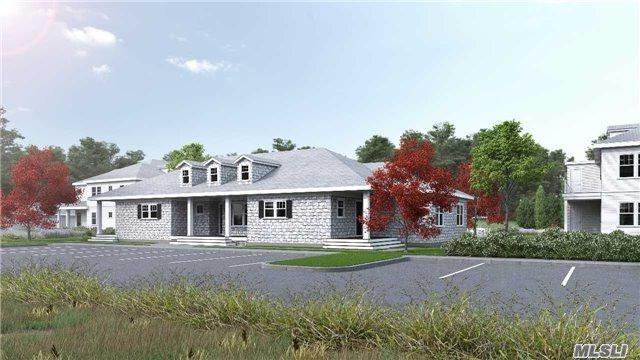 19-21 Montauk Hwy #5, Westhampton, NY 11977 (MLS #2925133) :: Netter Real Estate