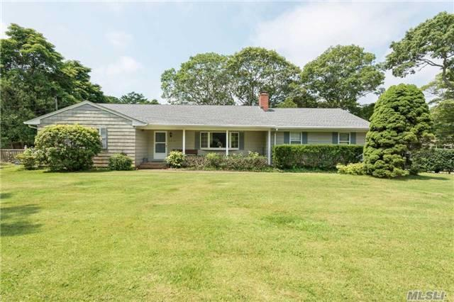 309 Majors Path, Southampton, NY 11968 (MLS #2955413) :: Netter Real Estate