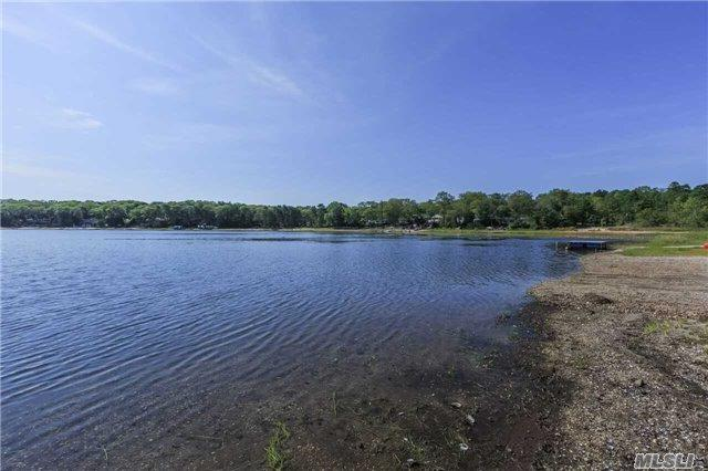 165 Lakeside Trl, Ridge, NY 11961 (MLS #2962576) :: The Lenard Team