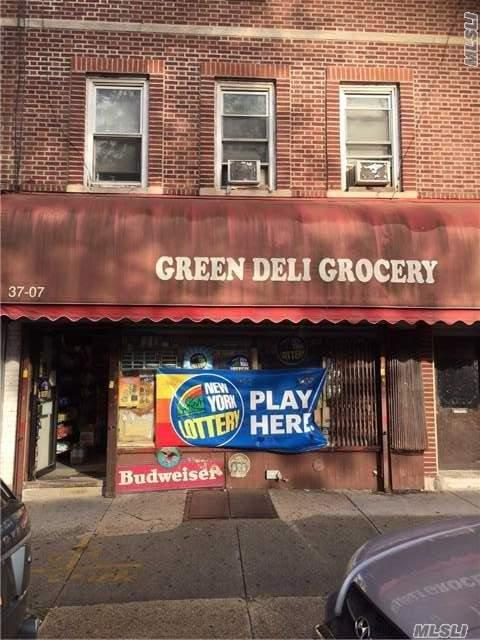 37-07 61 Street St, Woodside, NY 11377 (MLS #2971408) :: The Lenard Team