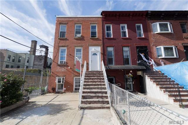 11 Moffat St, Brooklyn, NY 11207 (MLS #2976239) :: Netter Real Estate
