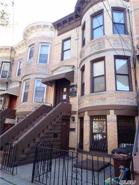 60-62 69th Ave, Ridgewood, NY 11385 (MLS #2979089) :: Netter Real Estate