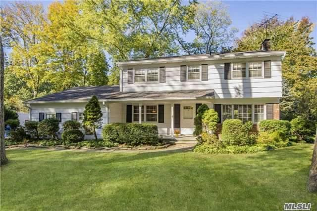 3 Ridge Rd, Cold Spring Hrbr, NY 11724 (MLS #2979897) :: Platinum Properties of Long Island