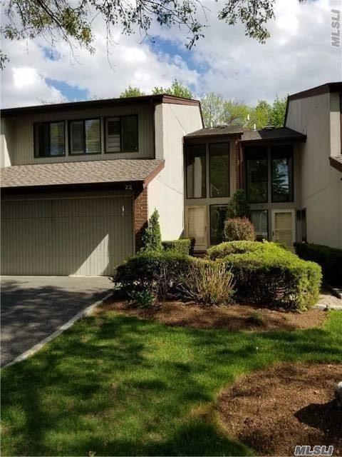22 Club Dr #22, Jericho, NY 11753 (MLS #2980858) :: Netter Real Estate