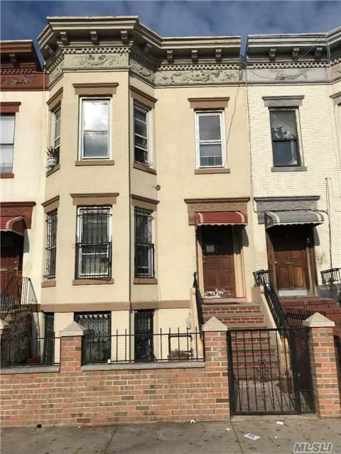 1497 Saint Johns Pl, Brooklyn, NY 11213 (MLS #2985971) :: Netter Real Estate