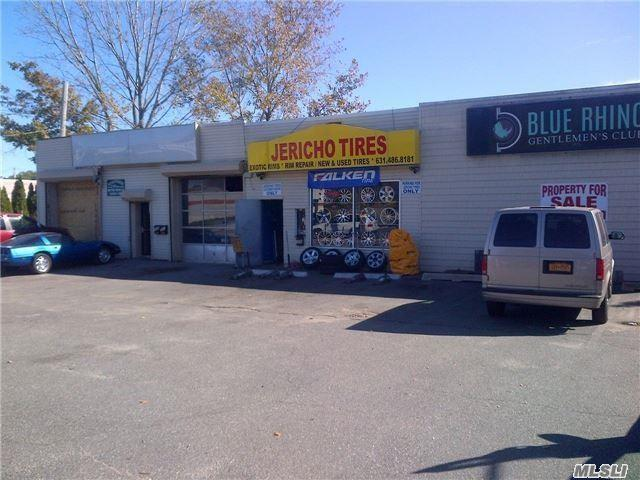 1850 E Jericho Tpke, Huntington, NY 11743 (MLS #2990021) :: Platinum Properties of Long Island