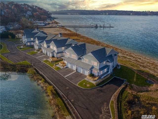 1 Sea Isle Landing, Glen Cove, NY 11542 (MLS #2995003) :: Netter Real Estate