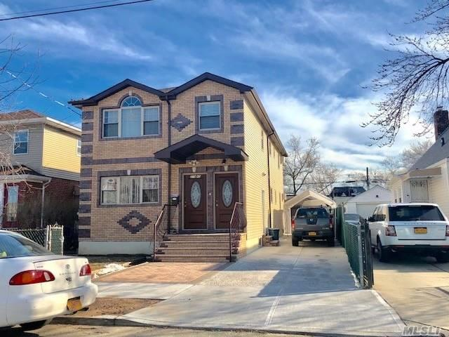 219-40 113th Ave, Queens Village, NY 11429 (MLS #3012811) :: The Kalyan Team