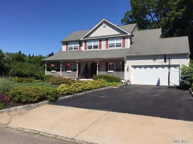 42 James Hawkins Rd, Moriches, NY 11955 (MLS #3036082) :: Keller Williams Points North
