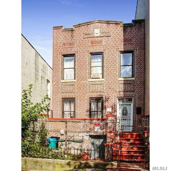 1559 Sterling Pl, Brooklyn, NY 11213 (MLS #3074797) :: Netter Real Estate