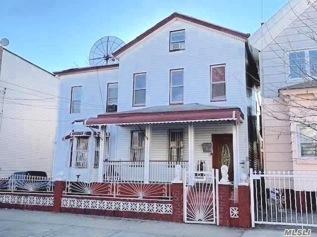 148 Hendrix St, Brooklyn, NY 11207 (MLS #3106803) :: Shares of New York