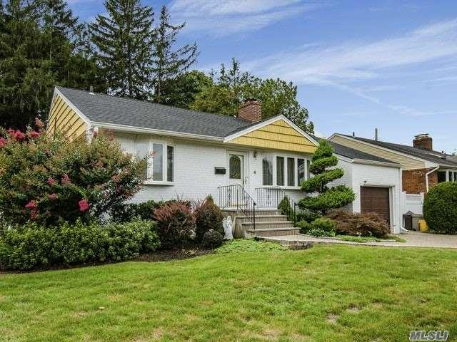 4 Ruth Rd, Plainview, NY 11803 (MLS #3108581) :: Netter Real Estate