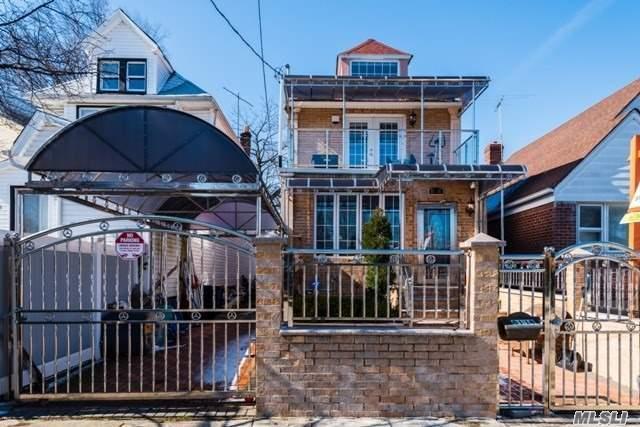 81-18 167th St, Jamaica Estates, NY 11432 (MLS #3110821) :: HergGroup New York