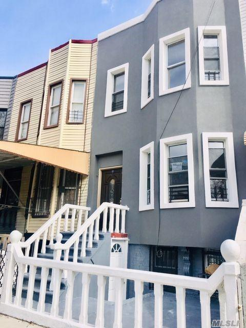 87 Sackman St, Brooklyn, NY 11233 (MLS #3154076) :: Netter Real Estate