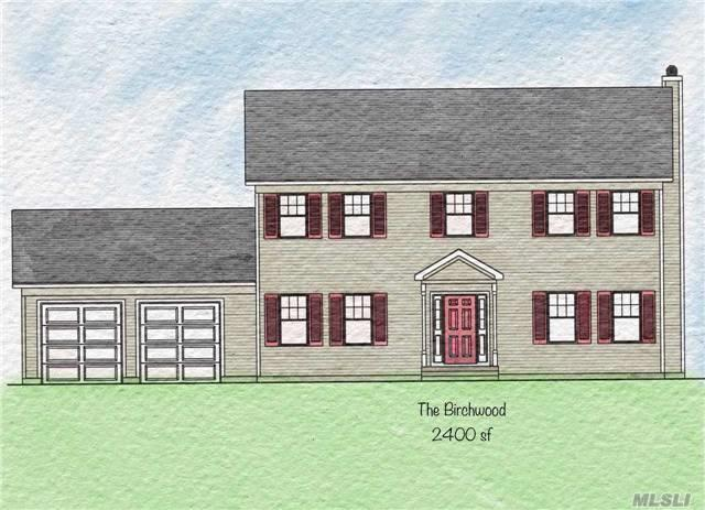 New Old Orchard Rd, Baiting Hollow, NY 11933 (MLS #2909891) :: The Lenard Team