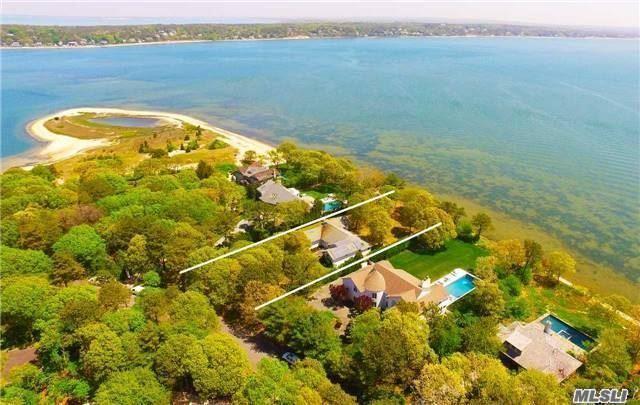 23 Cormorant Dr, Hampton Bays, NY 11946 (MLS #2941294) :: Netter Real Estate
