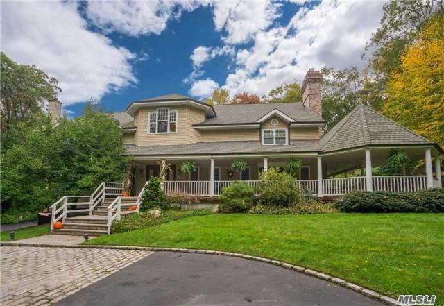 6 Victoria Ct, Head Of Harbor, NY 11780 (MLS #2979794) :: The Lenard Team