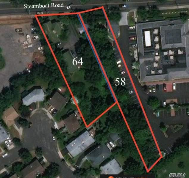 58-64 Steamboat Rd, Great Neck, NY 11024 (MLS #3080680) :: Shares of New York