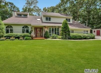 65 Baiting Dr, Baiting Hollow, NY 11933 (MLS #3147053) :: Netter Real Estate