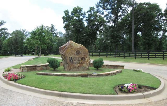 Lot 32 Willow Creek Ranch Rd, Gladewater, TX  (MLS #20165546) :: RE/MAX Professionals - The Burks Team