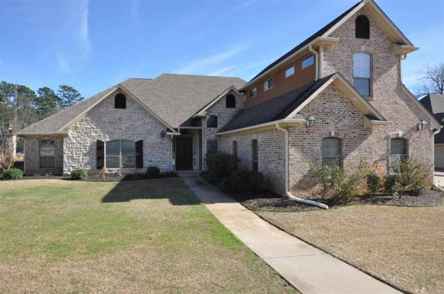 4206 Pecan Ridge Crossing, Longview, TX 75605 (MLS #20170316) :: RE/MAX Professionals - The Burks Team