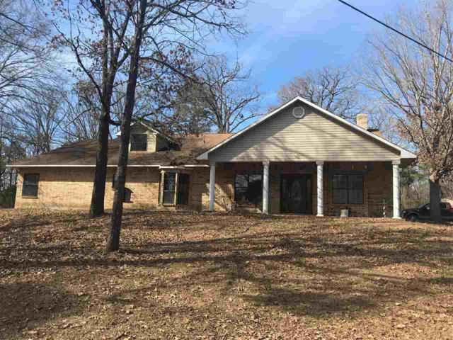 4313 Hwy 59 N, Beckville, TX 75631 (MLS #20180443) :: RE/MAX Professionals - The Burks Team