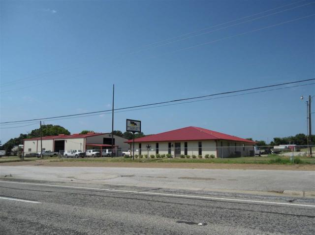 6504 S Hwy 19, Athens, TX 75751 (MLS #20181319) :: RE/MAX Professionals - The Burks Team