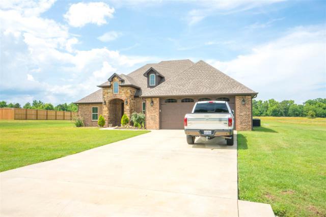 131 Jacobin Creek Drive, Gilmer, TX 75645 (MLS #20182886) :: RE/MAX Professionals - The Burks Team