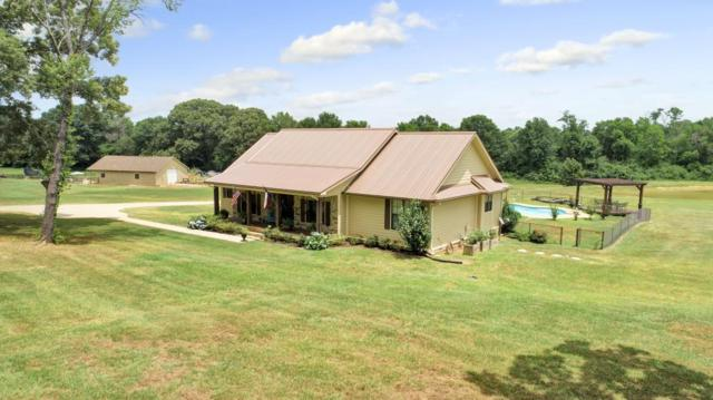 806 N Jarvis, Troup, TX 75789 (MLS #20183780) :: RE/MAX Professionals - The Burks Team