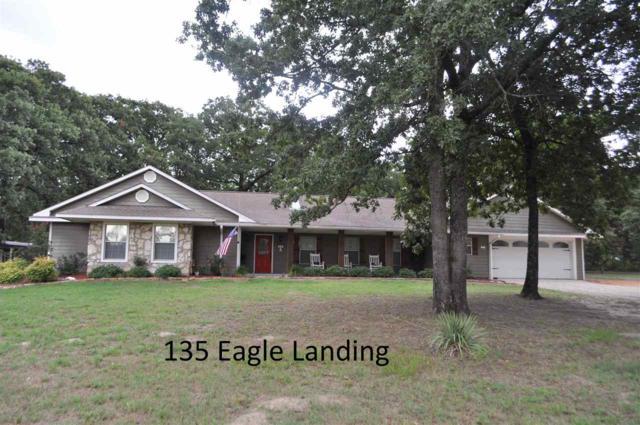135 Eagle Landing, Winnsboro, TX 75494 (MLS #20183958) :: RE/MAX Professionals - The Burks Team