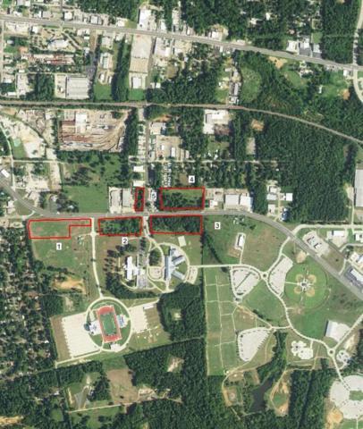 001 W. Loop 281, Longview, TX 75601 (MLS #20184563) :: RE/MAX Professionals - The Burks Team