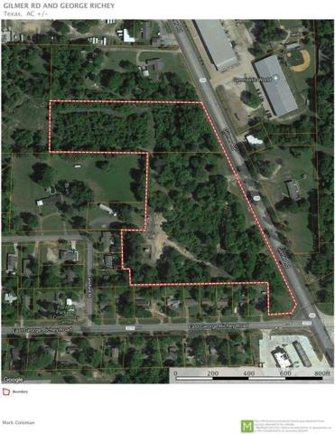 CORNER Geo Richey & Gilmer Rd, Longview, TX 75605 (MLS #20186073) :: RE/MAX Professionals - The Burks Team