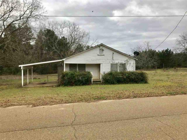 141 Poole St, Avinger, TX 75630 (MLS #20190341) :: RE/MAX Professionals - The Burks Team