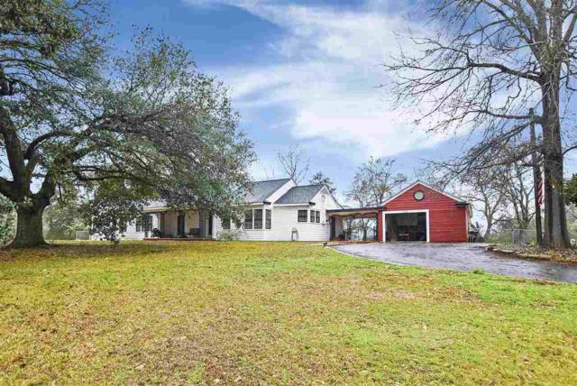 25389 Country Club Rd, Gladewater, TX 75647 (MLS #20191319) :: RE/MAX Professionals - The Burks Team