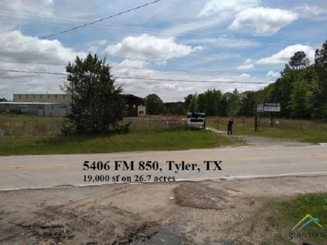 5406 Fm 850, Tyler, TX 75701 (MLS #20192315) :: Better Homes and Gardens Real Estate Infinity