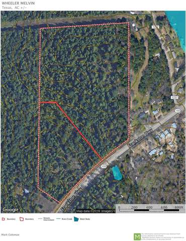 TBD Hwy 155, Tyler, TX 75706 (MLS #20195161) :: Better Homes and Gardens Real Estate Infinity