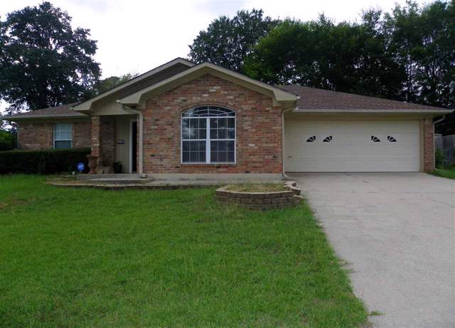 419 Ridgeway Circle, Hallsville, TX 75650 (MLS #20195624) :: RE/MAX Professionals - The Burks Team