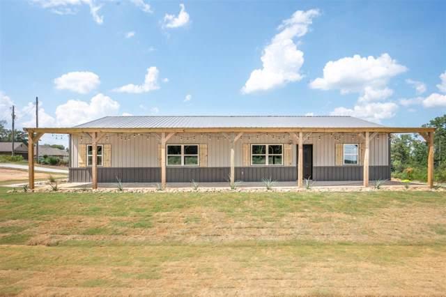 130 Mount Pleasant Cutoff, Hallsville, TX 75650 (MLS #20200550) :: RE/MAX Professionals - The Burks Team