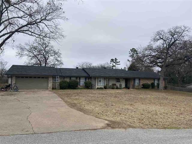356 Whirlaway, Gladewater, TX 75647 (MLS #20200618) :: RE/MAX Professionals - The Burks Team