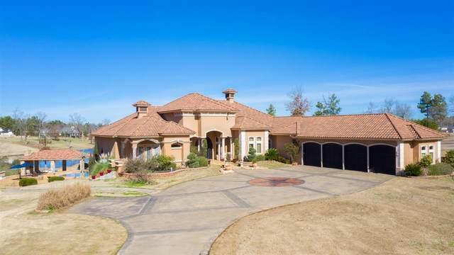 135 Clearlake Dr, Longview, TX 75605 (MLS #20200642) :: RE/MAX Professionals - The Burks Team