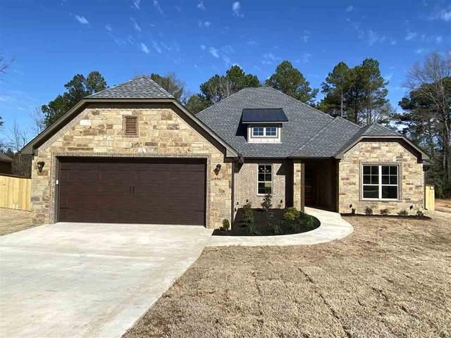 236 Saddle Brook Circle, Hallsville, TX 75650 (MLS #20200675) :: RE/MAX Professionals - The Burks Team
