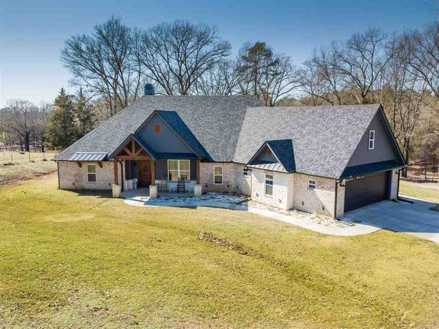 1921 Phillips Springs Road, Gladewater, TX 75647 (MLS #20200849) :: RE/MAX Professionals - The Burks Team