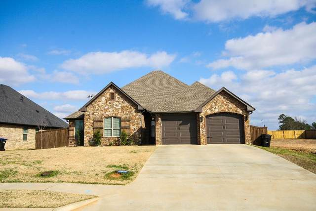 3906 Gable Crest, Longview, TX 75605 (MLS #20200858) :: RE/MAX Professionals - The Burks Team