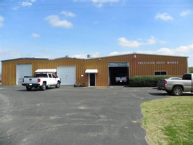 3424 Estesville Rd, Longview, TX 75602 (MLS #20201297) :: RE/MAX Professionals - The Burks Team